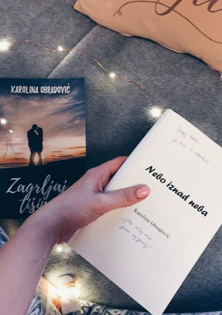 """Nebo iznad neba"" by Karolina Obradović"