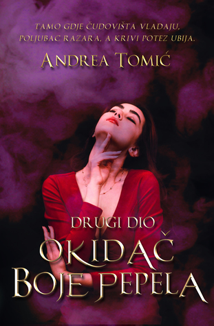 Okidač boje pepela by Andrea Tomić