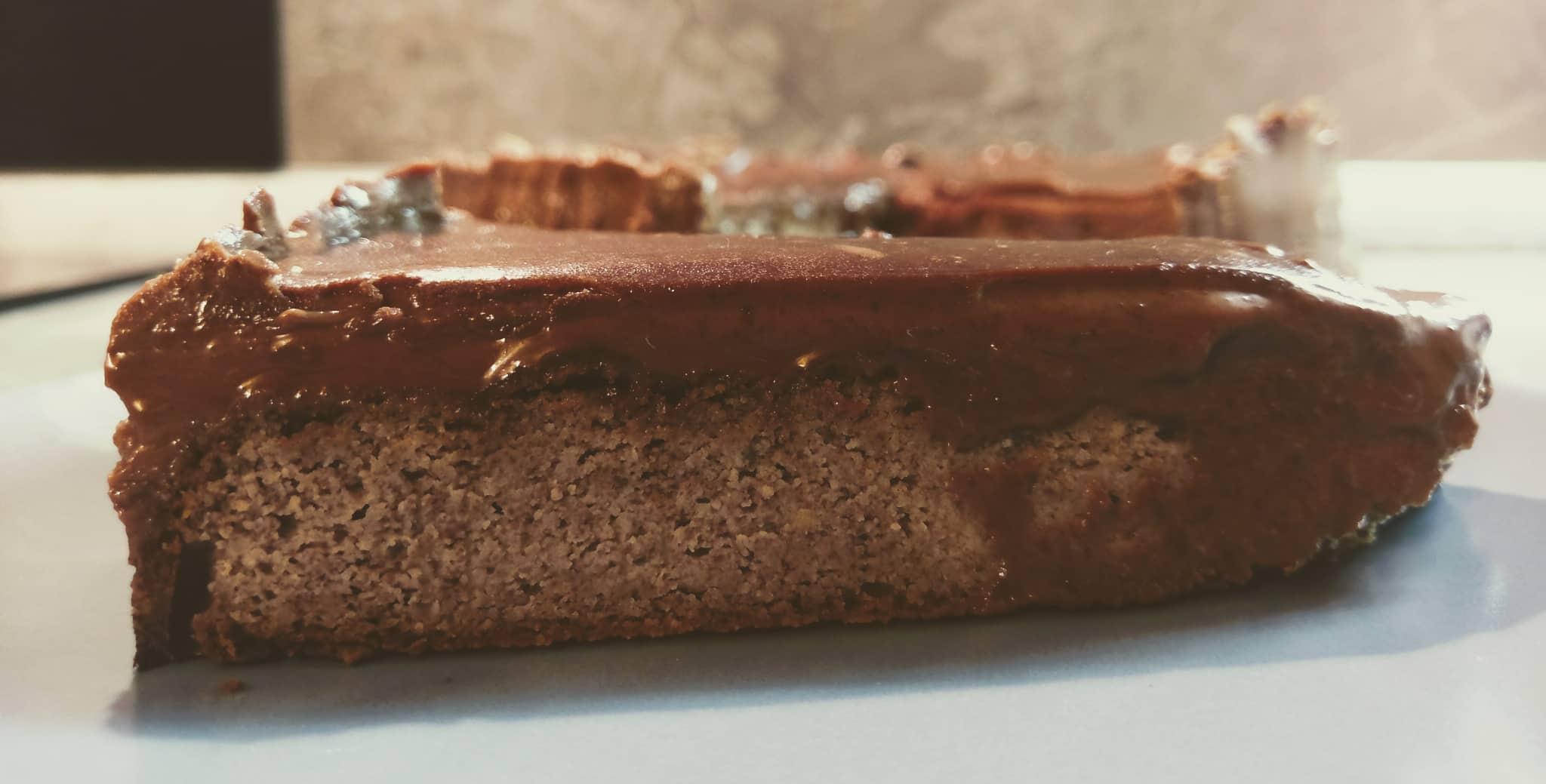 Bezglutenski čoko lješnjak kolač