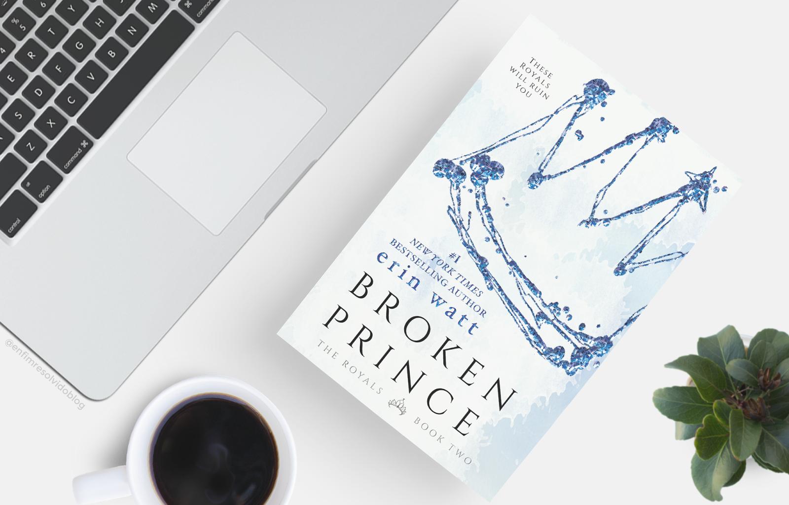 """Slomljeni princ"" by Erin Watt"