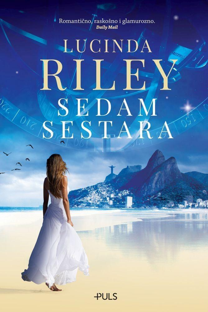 """Sedam sestara"" by Lucinda Riley"