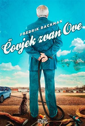 """""""Čovjek zvan Ove"""" by Fredrik Backman"""