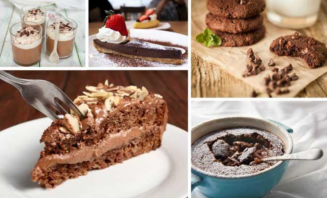 Šest čokoladnih deserata kojima nitko ne može odoljeti