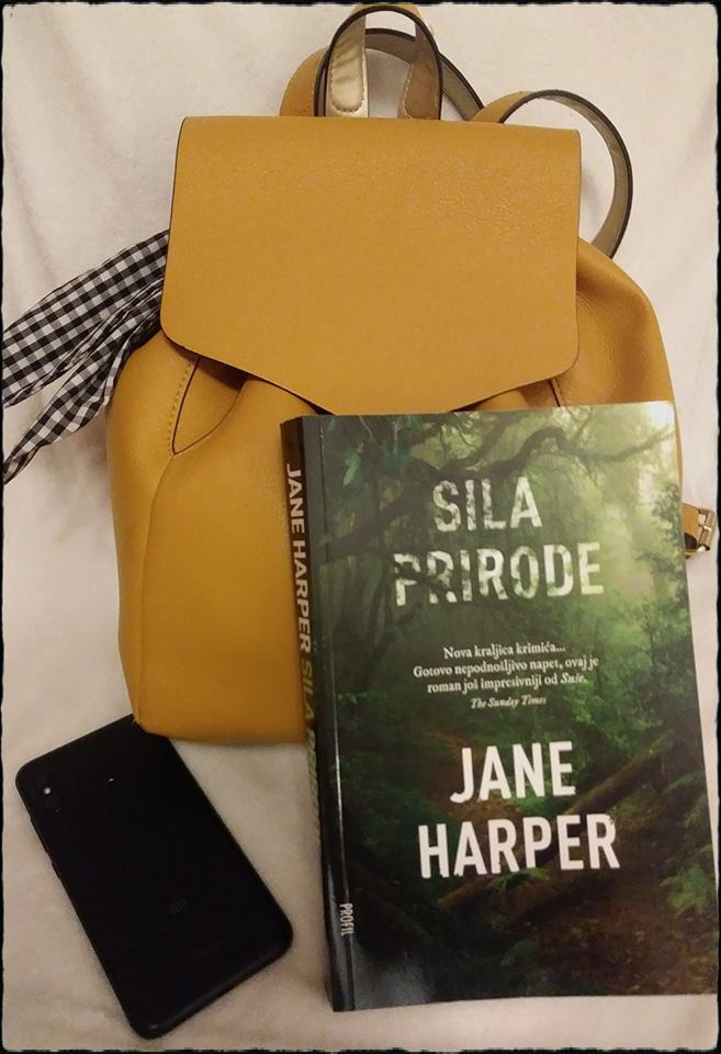 """Sila prirode"" by Jane Harper"
