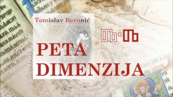 ''Peta dimenzija'' by Tomislav Beronić