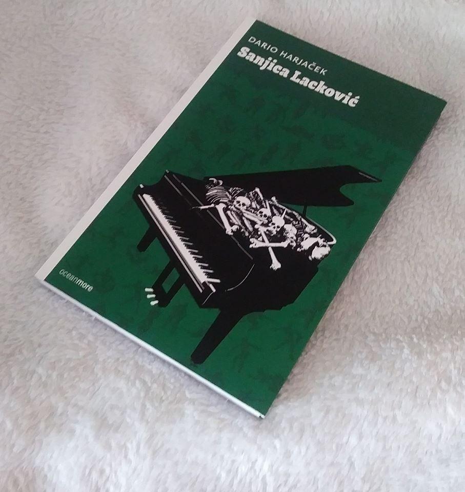 ''Sanjica Lacković'' by Dario Harjaček