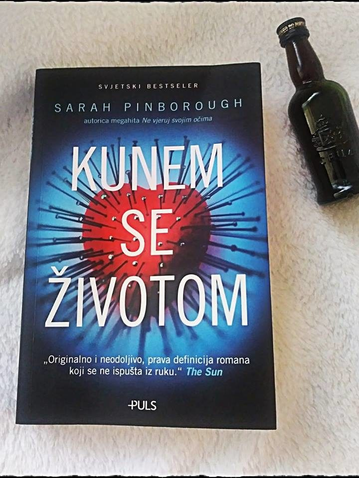 """Kunem se životom"" by Sarah Pinborough"