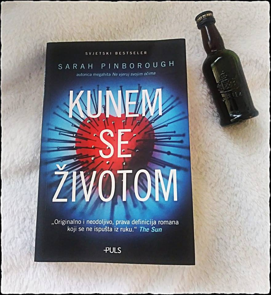 ''Kunem se životom'' by Sarah Pinborough