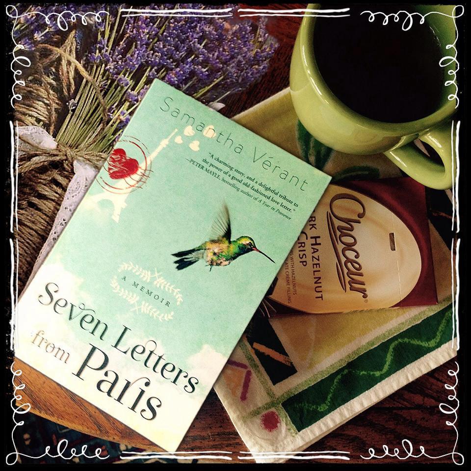 """Sedam pisama iz Pariza""by Samantha Verant"