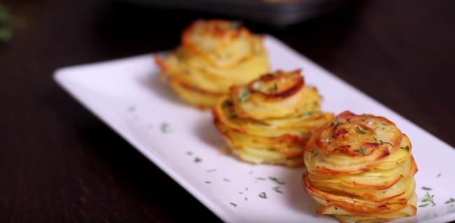 Prefini recept za krumpir sa parmezanom i timijanom