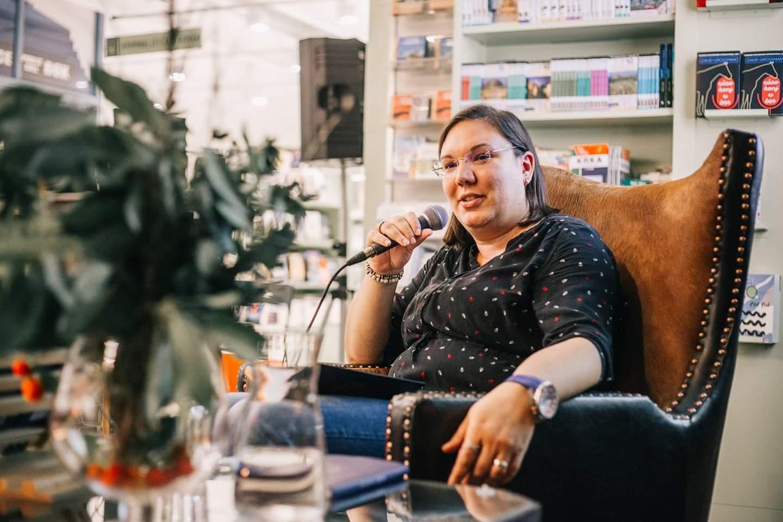 """Andrea Cvjetković - blogerica recenzentica i kreatorica sve popularnijeg """"Sovinog kutka"""""""