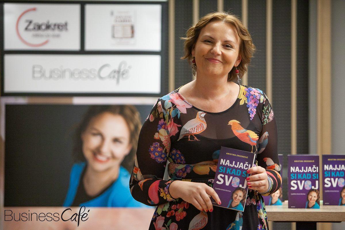 Kristina Ercegović - Dobri duh poduzetništva
