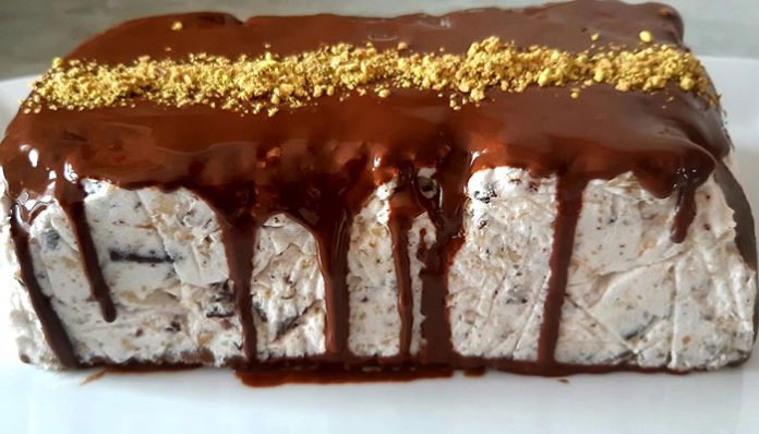 Najbrža poslastica bez pečenja: Kremasti kolač za 10 minuta!