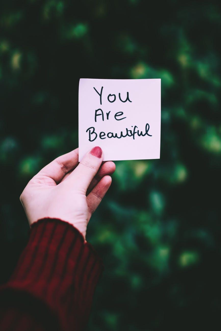 """Kad se umorite od poruka da morate biti """"ljepše""""..."""