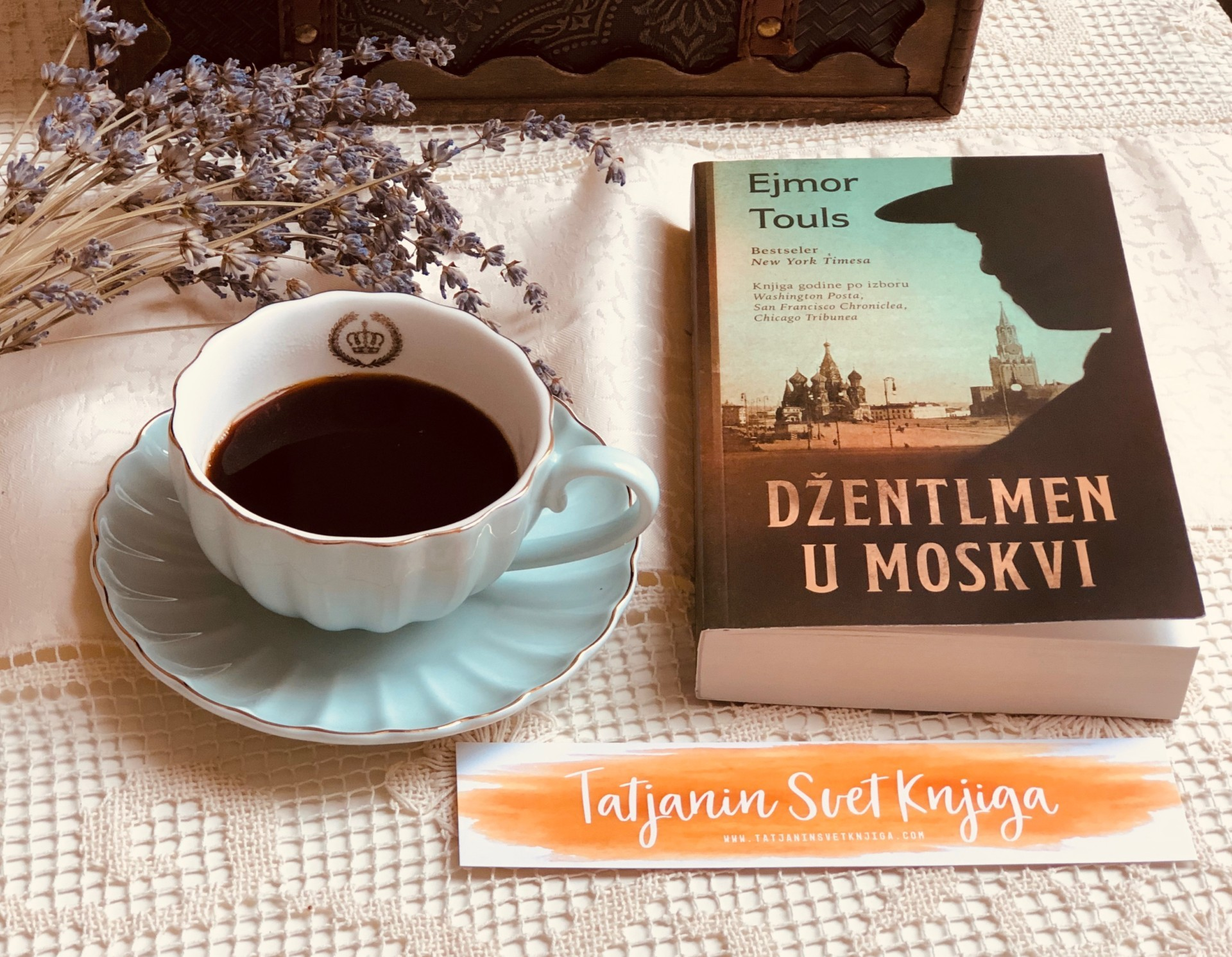 "Ejmour Touls ""Džentlmen u Moskvi"""