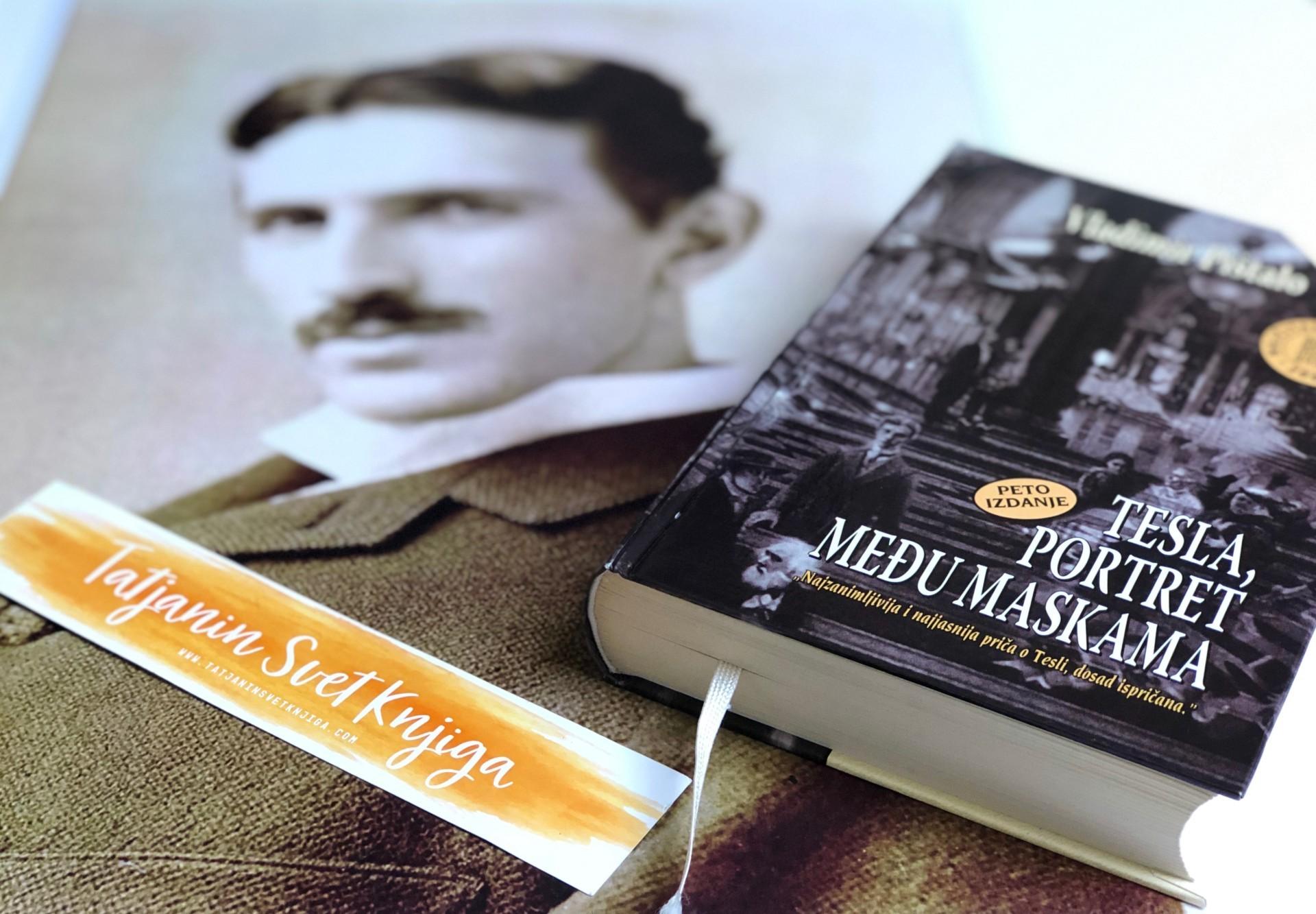 """Preporuka: """"Tesla, portret među maskama"""" (Vladimir Pištalo)"""
