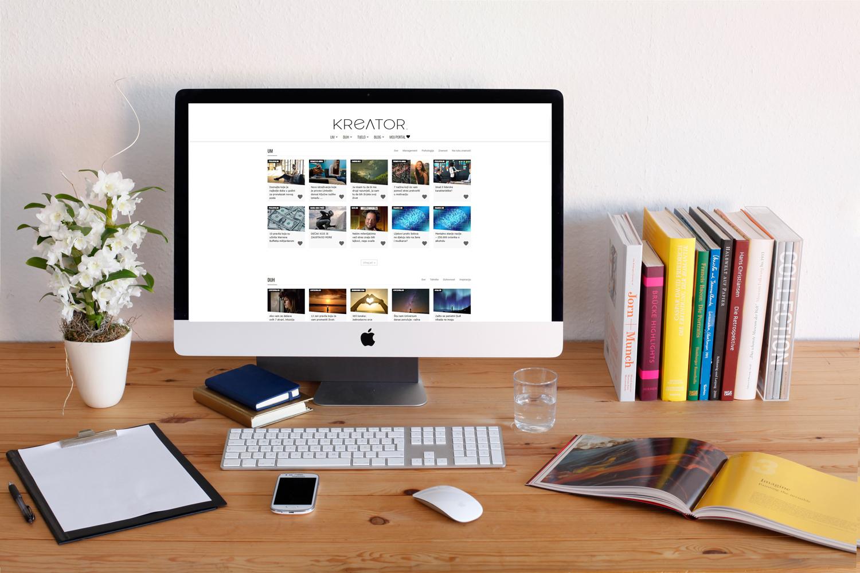 ekreator.hr – kreiraj svoj osobni portal, portal za rad na sebi