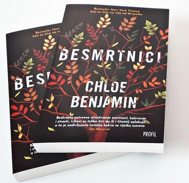 Besmrtnici (Chloe Benjamin) - Izdaje: Profil