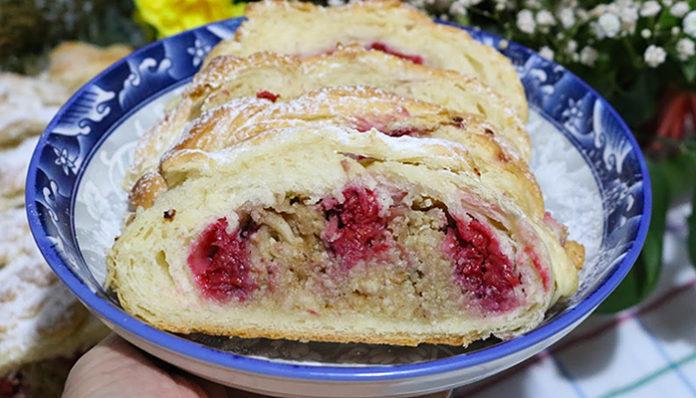Hrskava pita s jabukama i malinama: Najljepša niskokalorična i zdrava poslastica!