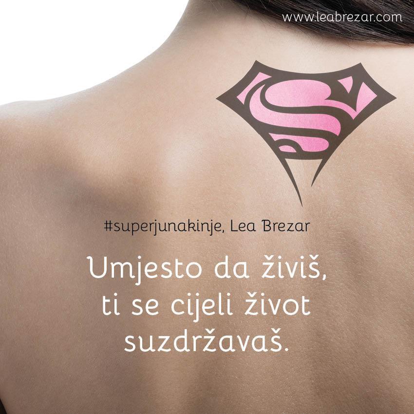 Superjunakinje (Lea Brezar)