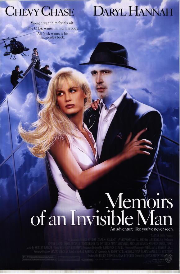 John Carpenter's Memoirs of an Invisible Man (1992) / Memoari nevidljivog čovjeka
