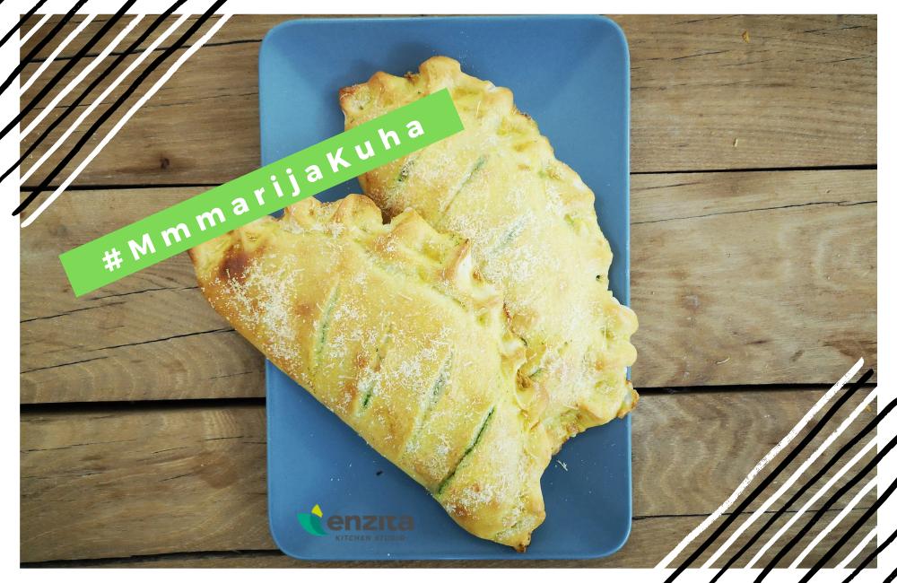 #MmmarijaKuha: Štruce sa špinatom i sirom (od tijesta za pizzu)