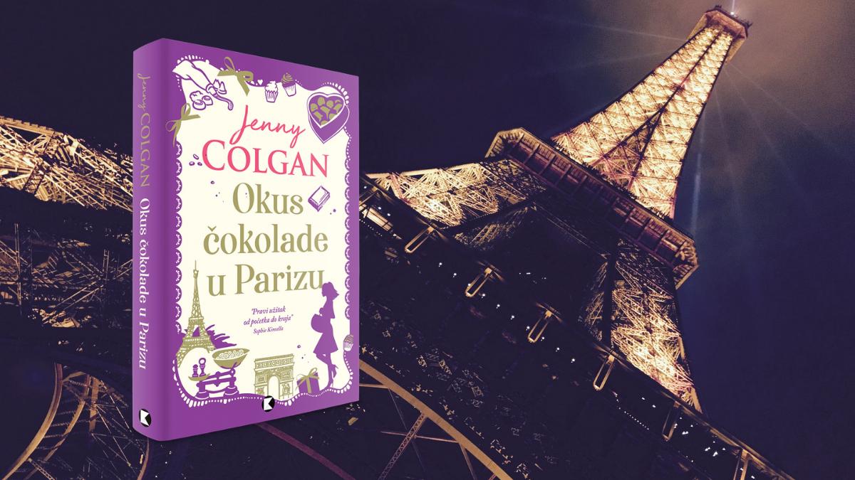 Jenny Colgan: Okus čokolade u Parizu