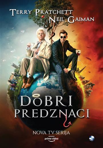 Terry Pratchett, Neil Gaiman: Dobri predznaci