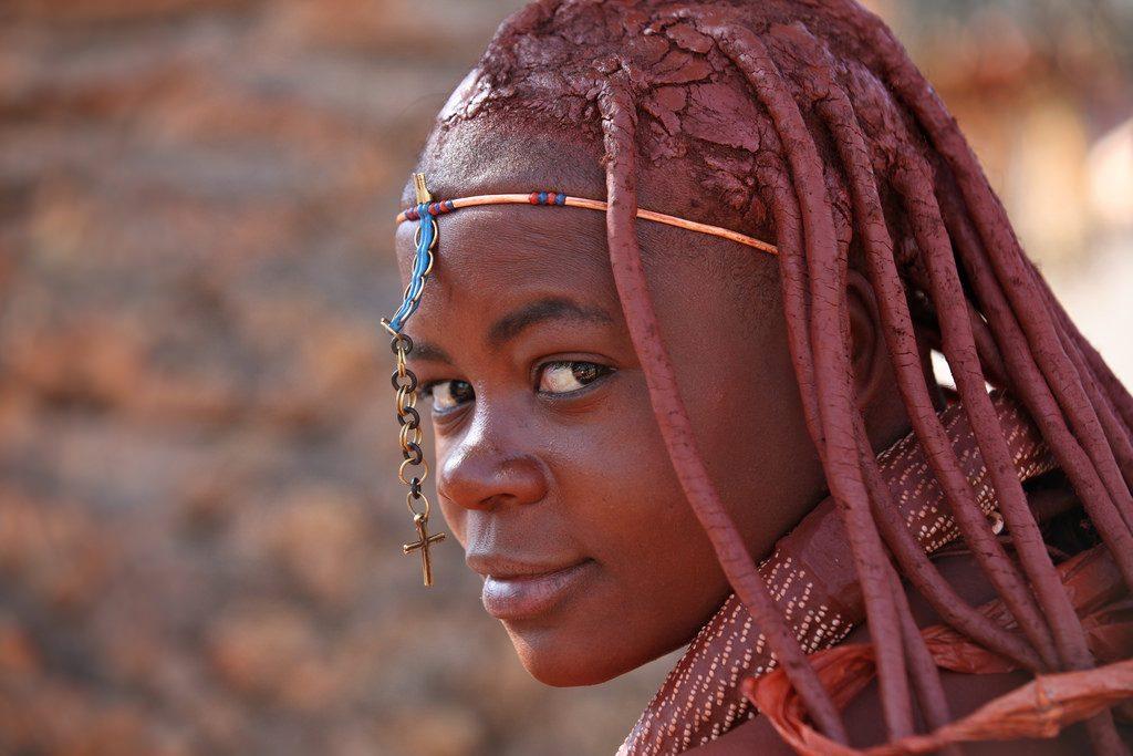 Djetetova pjesma - divan običaj Afričkog plemena Himba