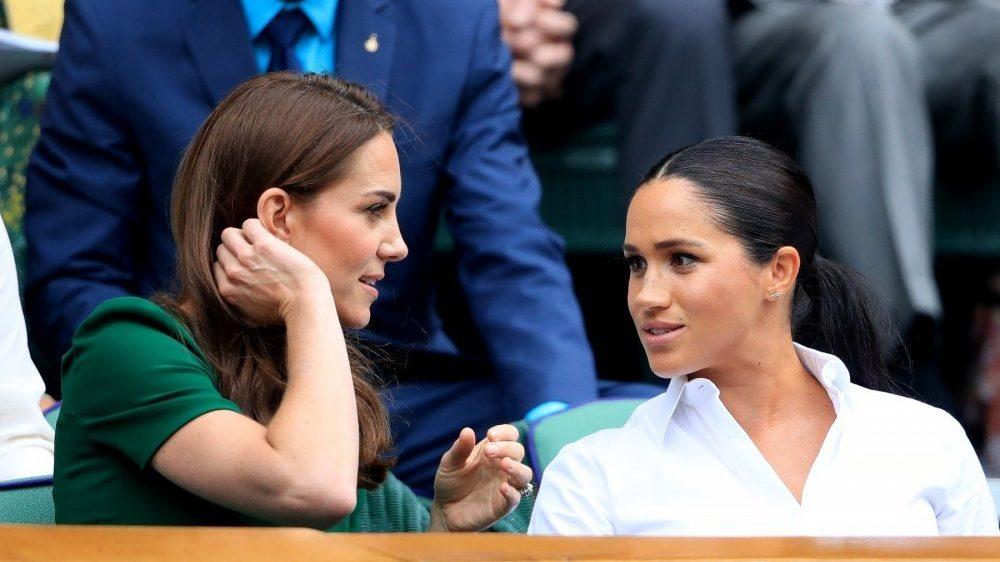Royals: Šogorice se družile na finalu Wimbledona i stale na kraj glupim tračevima
