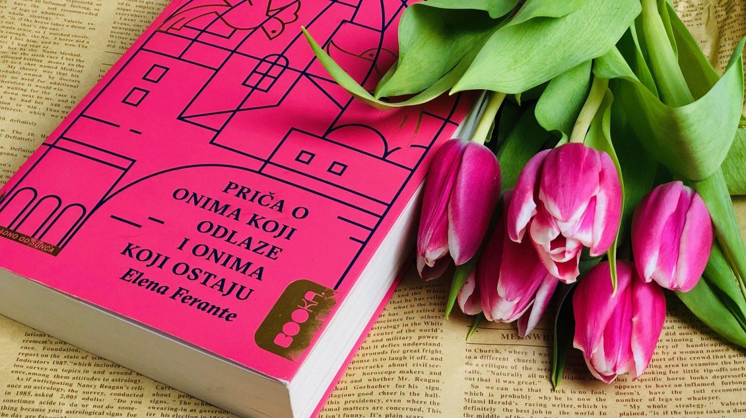 Elena Ferrante: Priča o onima koji odlaze i onima koji ostaju