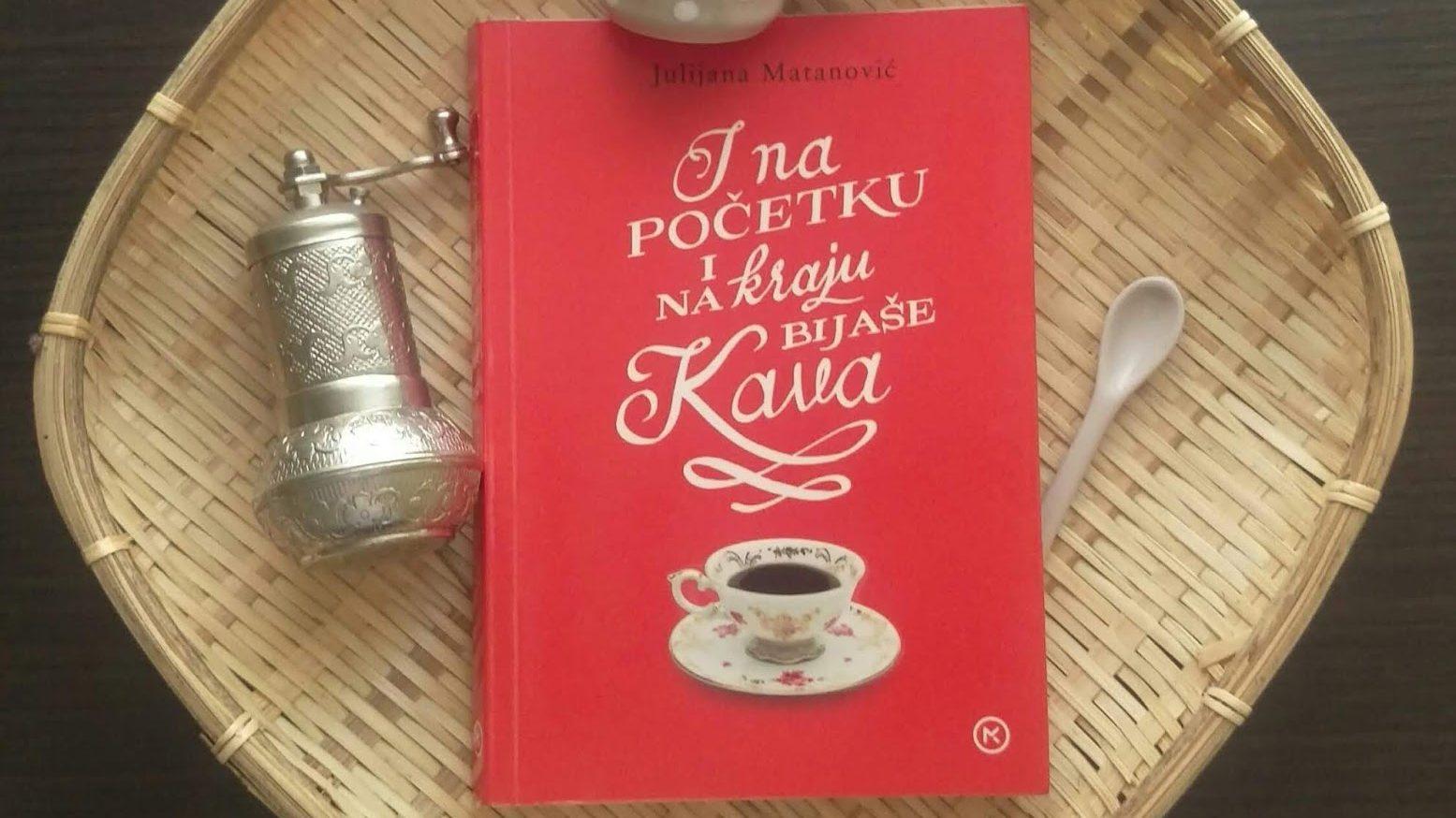 Julijana Matanović: I na početku i na kraju bijaše kava