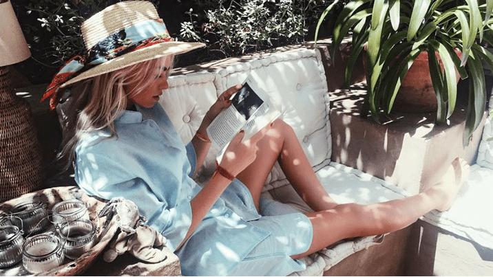 Poučna priča: Čuvaj se žene koja čita knjige!