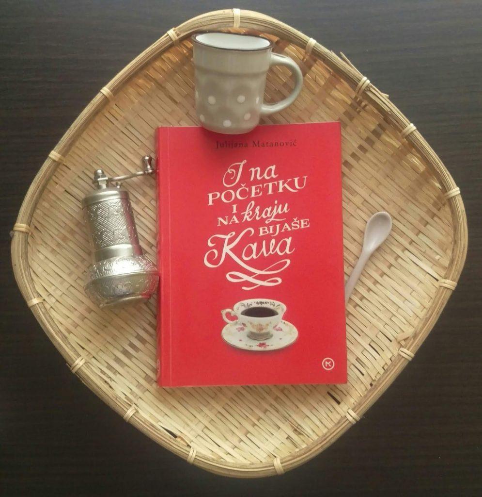 Julijana Matanović: I na početku bijaše kava