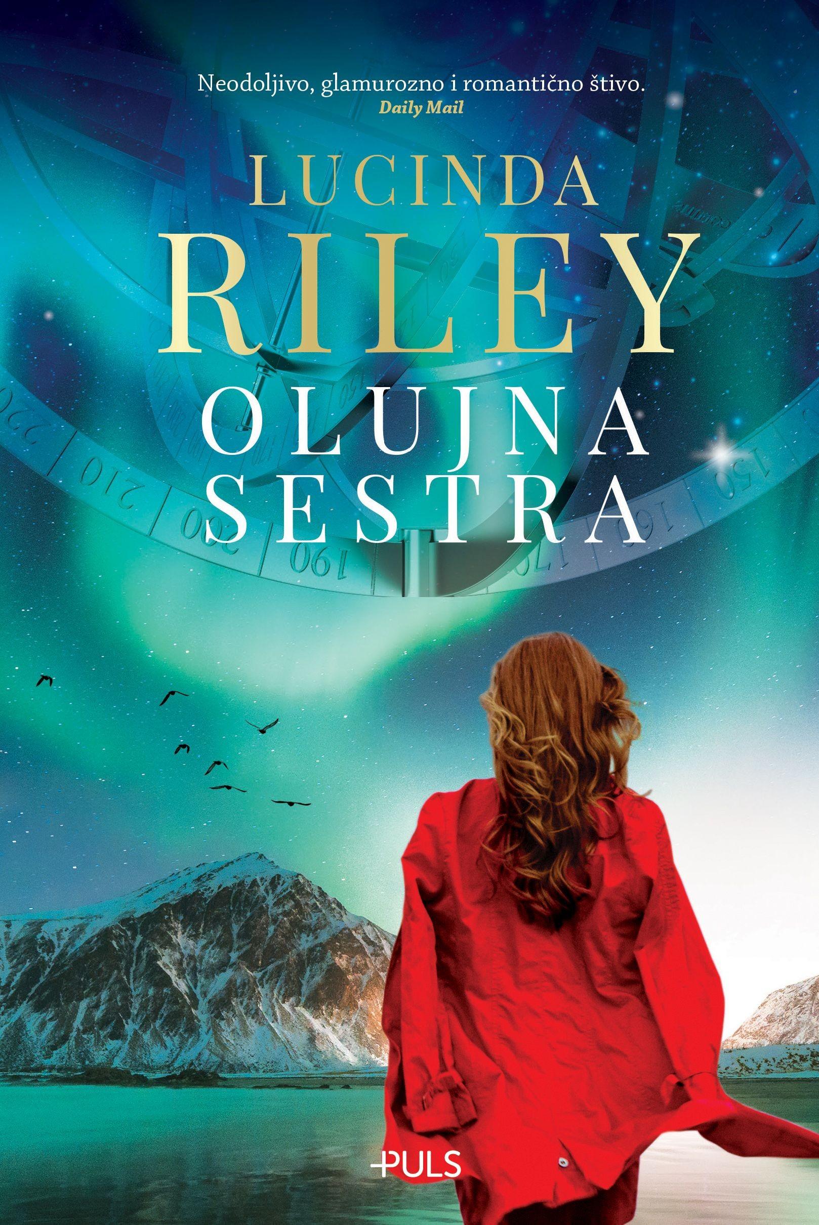 Lucinda Riley: Olujna sestra