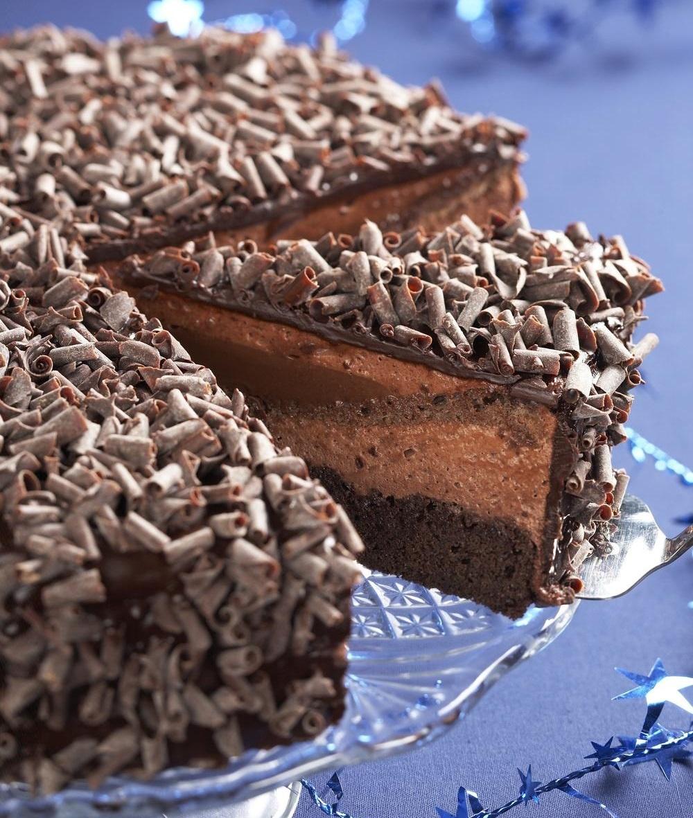 Čarobna čokoladna torta (recept)
