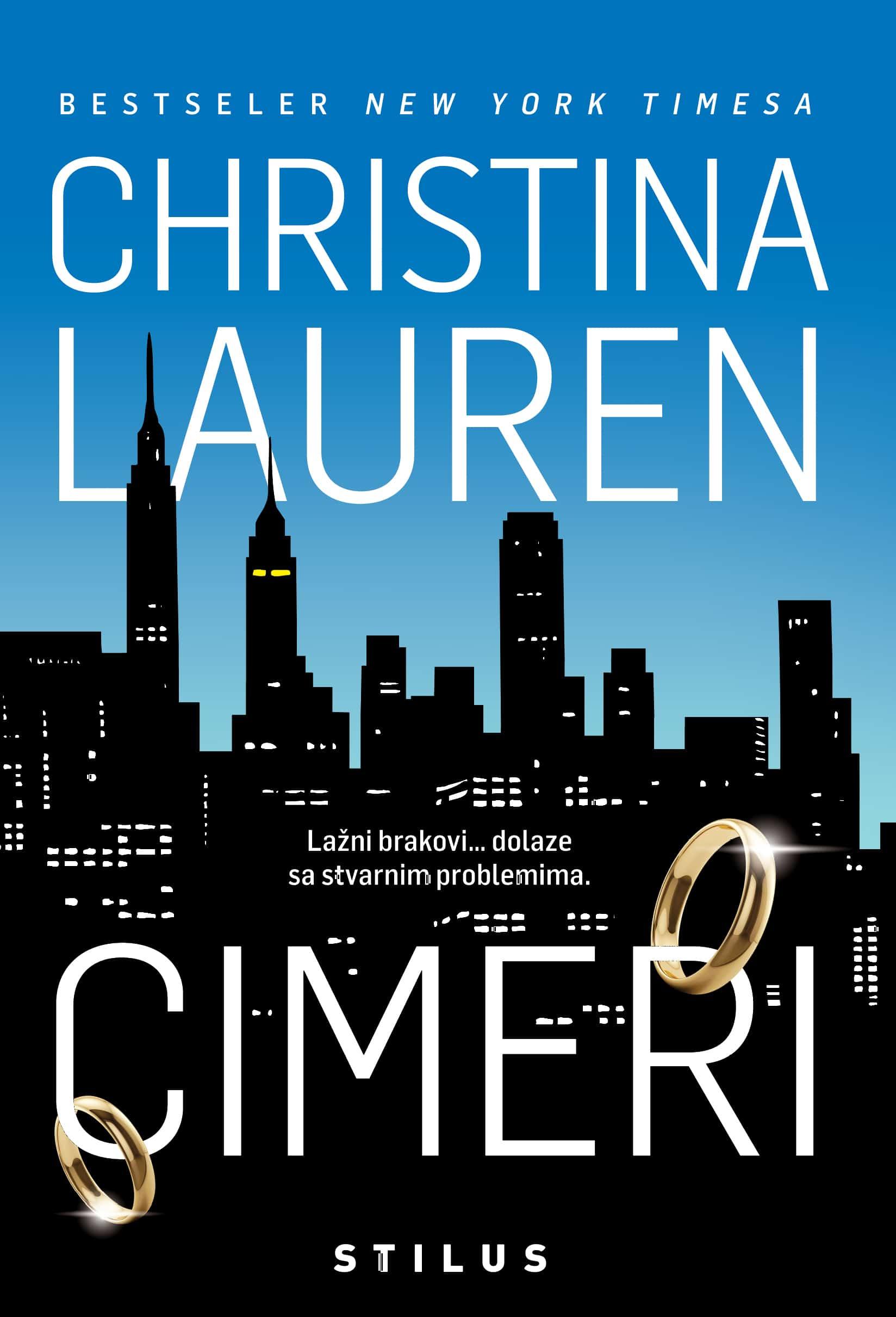 """Christina Lauren: """"Cimeri"""". Priča o ljubavi, ludosti, sazrijevanju i pronalasku sebe"""