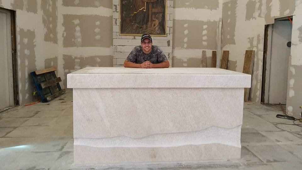 Branimir Putnik Budak i kamen temeljac njegova života