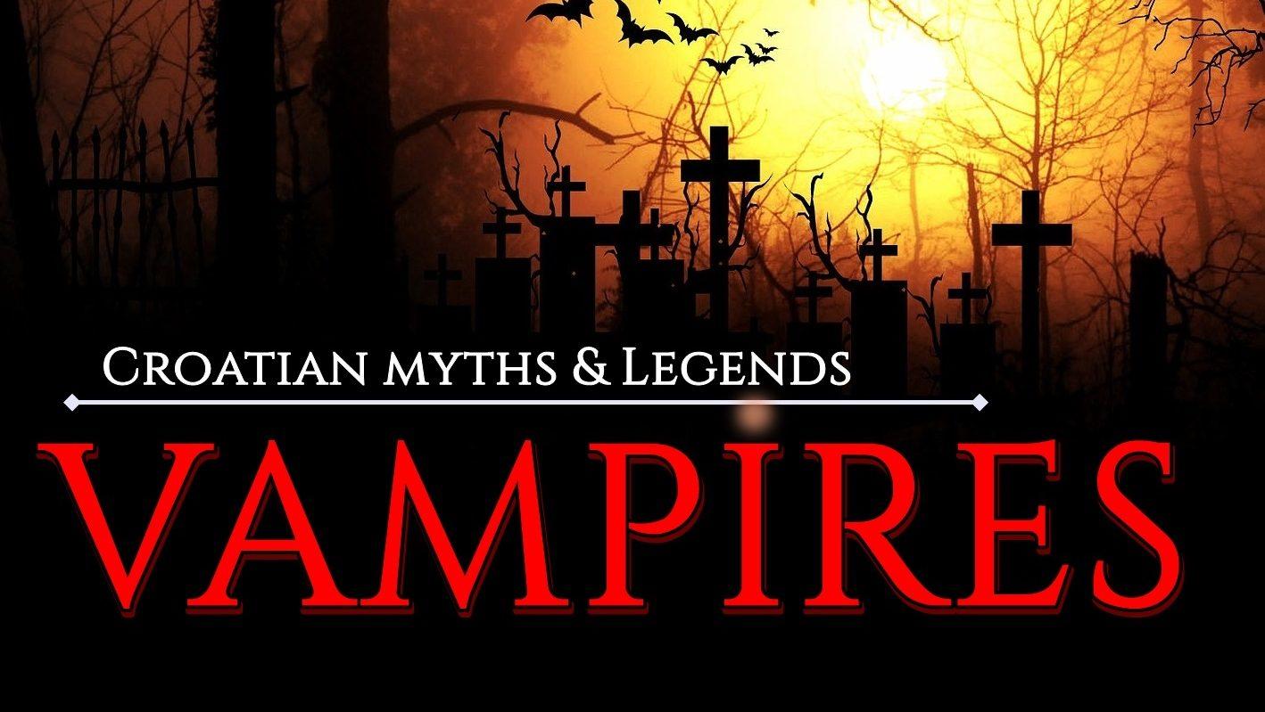 Vampiri u Hrvatskoj povijesti