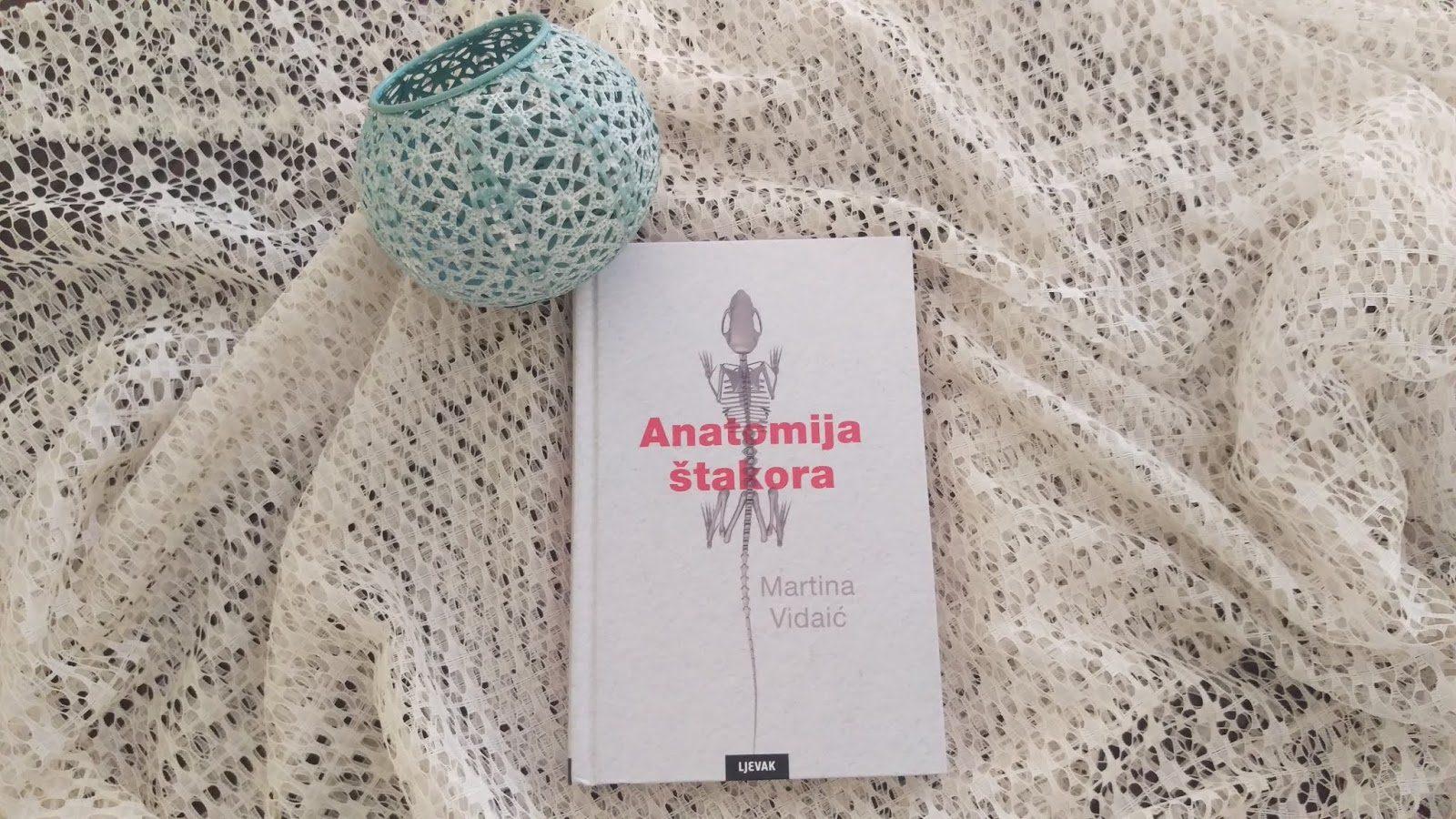 Martina Vidaić: Anatomija štakora