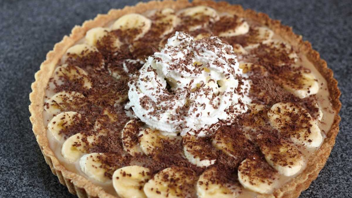 Ukusni desert od čokolade i banane za čiju vam pripremu treba 15 minuta