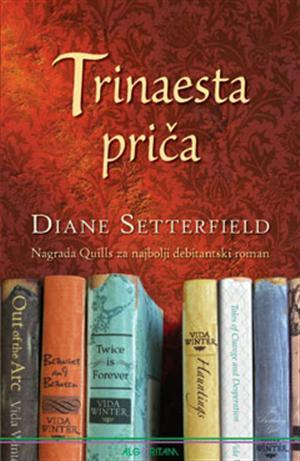Diane Setterfield: Trinaesta priča