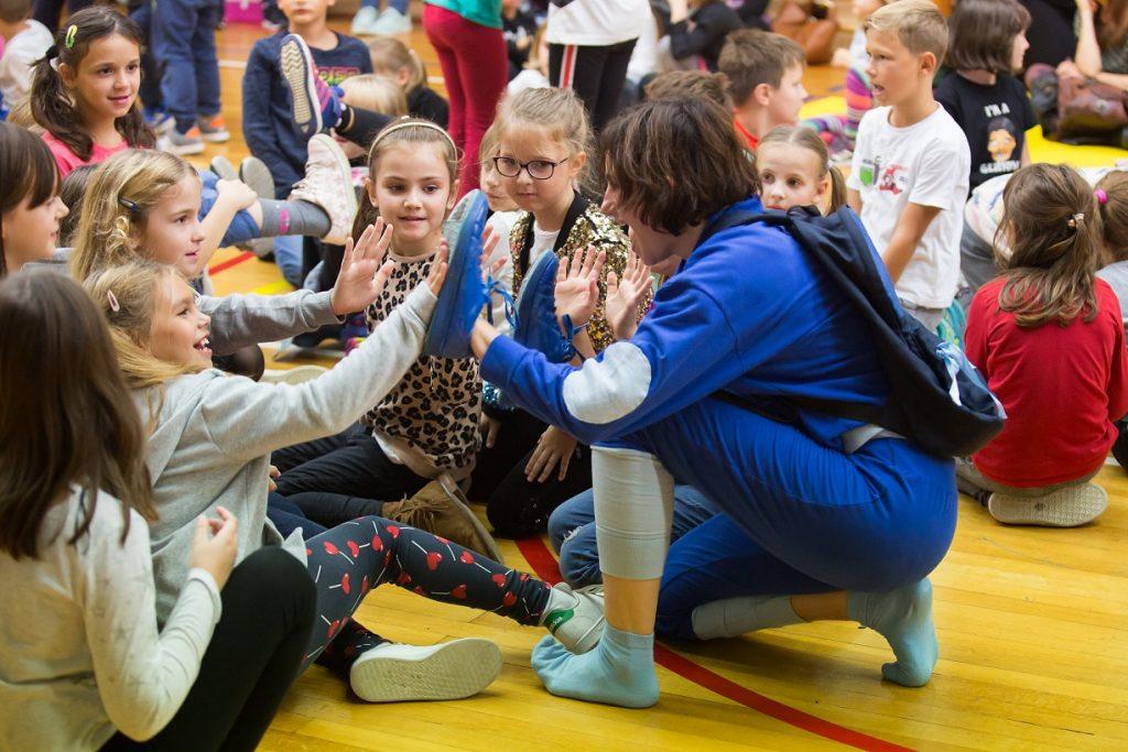 Premijerno izvedena dječja predstava 'Polygon' Larise Lipovac Navojec