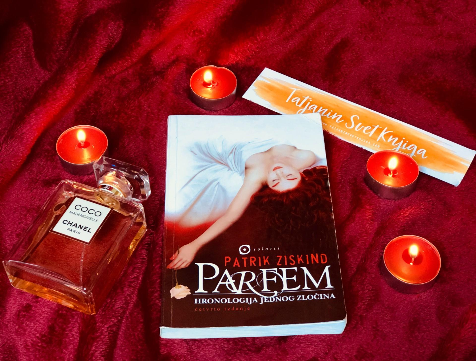 Patrick Süskind: Parfem