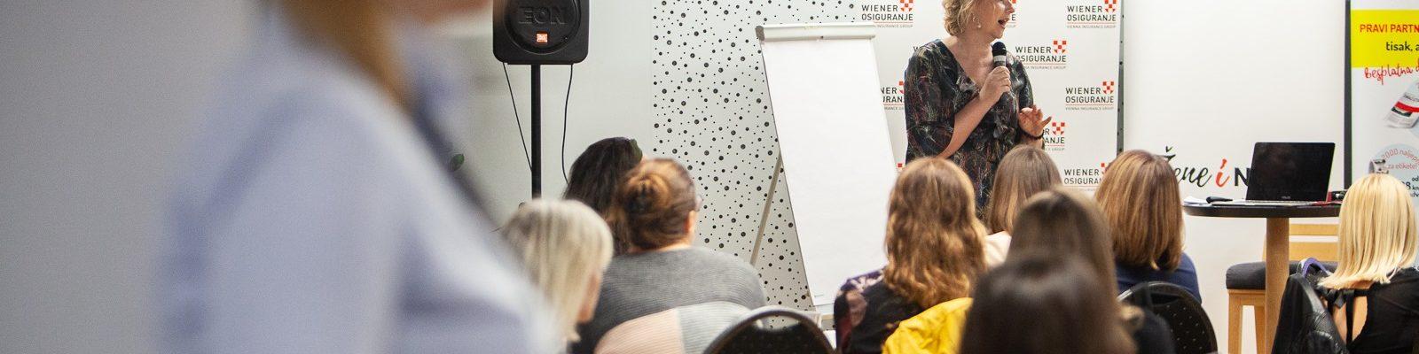 "Održana prva konferencija ""Žene i novac"" s porukom: Sloboda žena počinje ekonomskom slobodom"