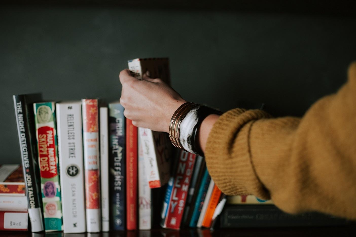 Morea Baničević: Demon školske knjižnice