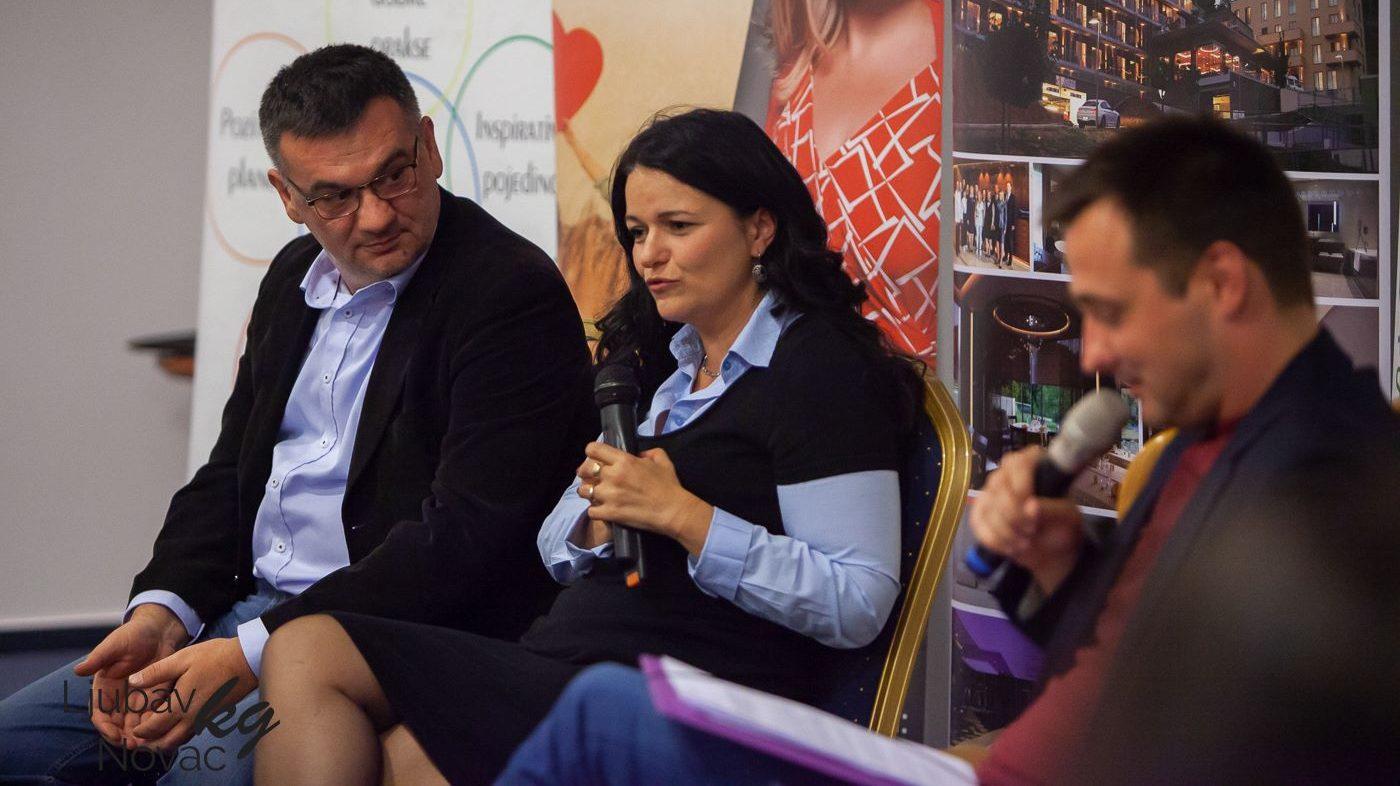 Ivana Gabrić Markovinović – Novac ne smije predstavljati isključivi cilj i smisao života