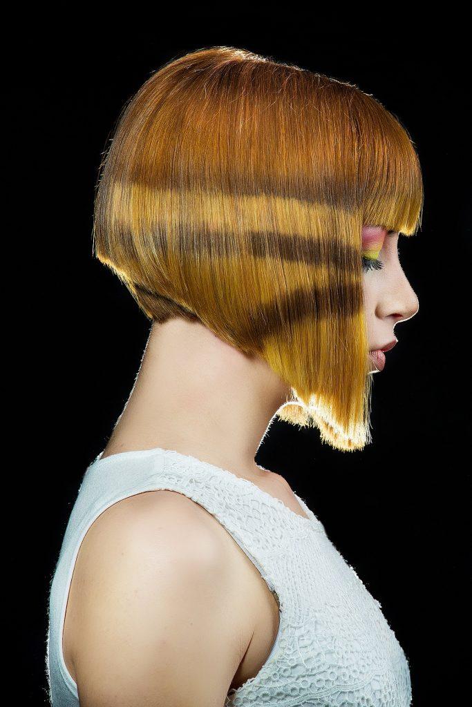 paž-frizura