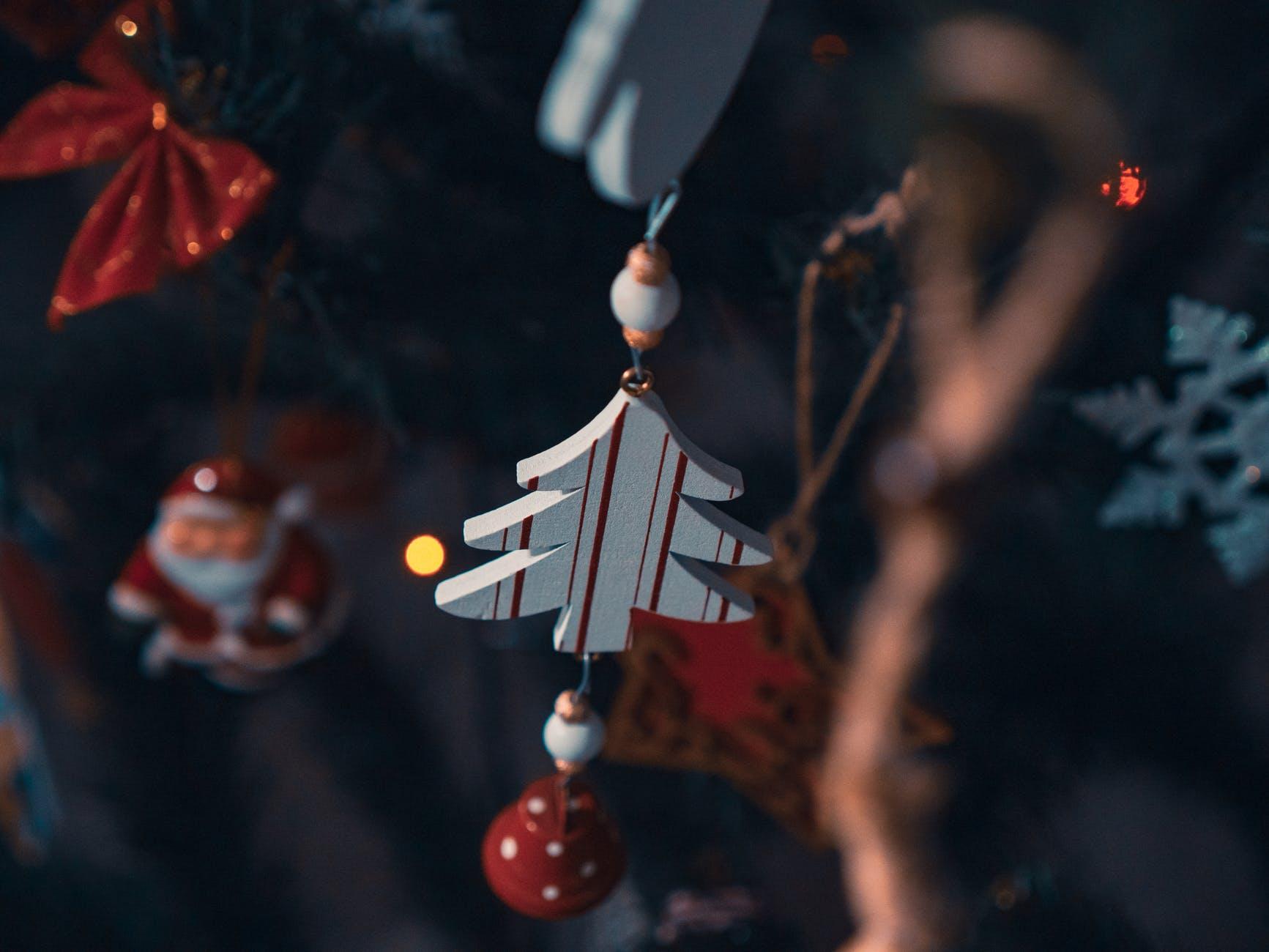 Božićna…