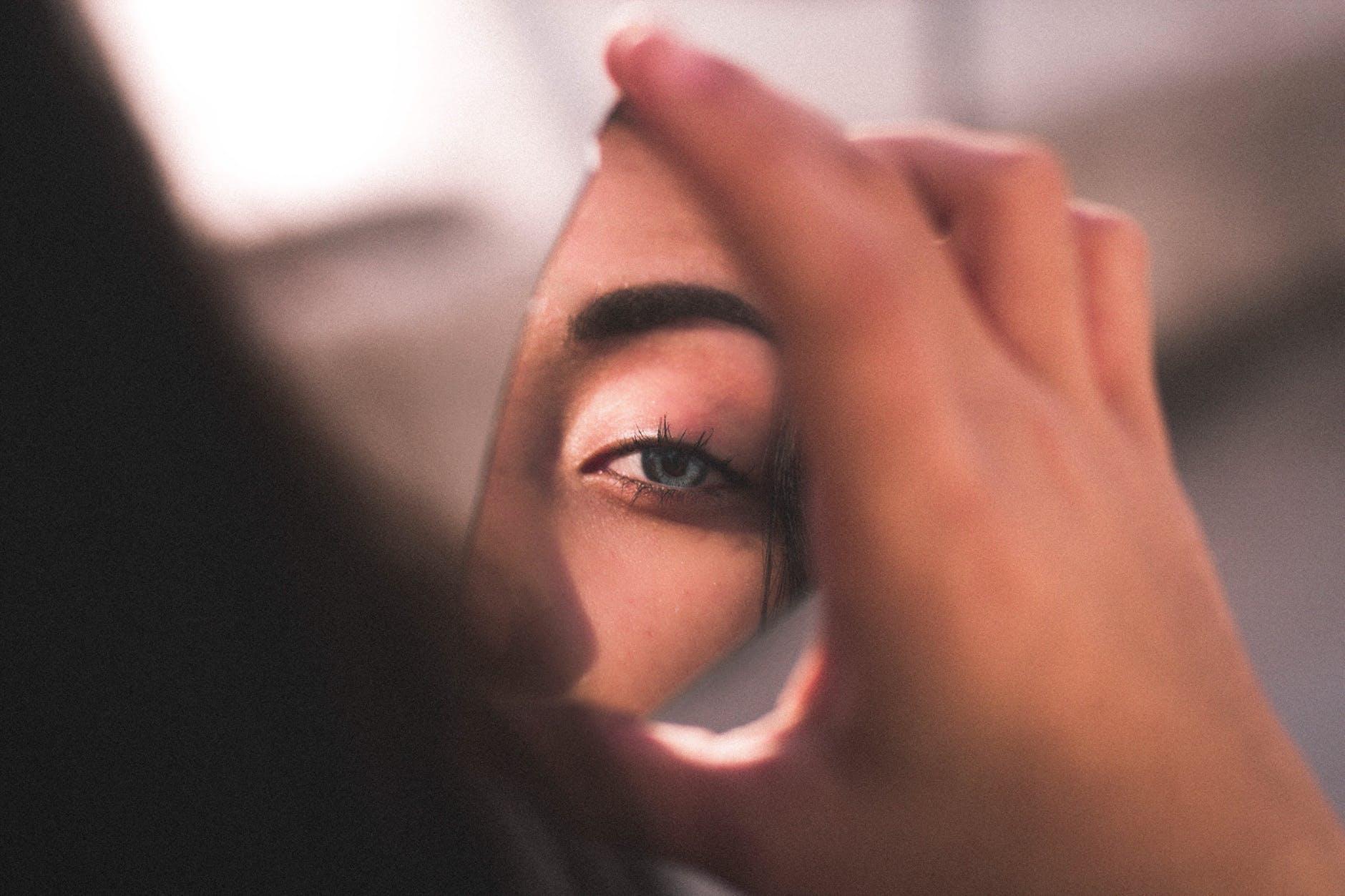Što vidiš kad se pogledaš u oči?